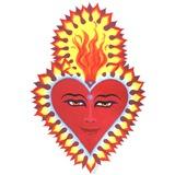 Sacred Heart of Buddah