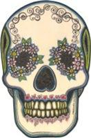 Dia de los Muertos Sugar Skull #1