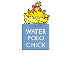 Water Polo Chick T-Shirts and Gifts