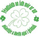 St. Patrick's Day (Irish)