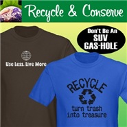 Recycle & Conserve