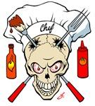 Barbecue Skull