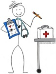 Doctor Stick Figure