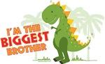 I'm The Biggest Brother Dinosaur