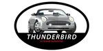 2002-2005 Ford Thunderbird Silver Metallic