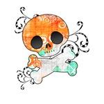 Vibrant Skull