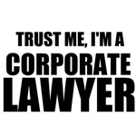 Trust Me, I'm A Corporate Lawyer