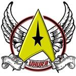 Star Trek Uhura Tattoo