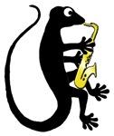 Gecko Saxophone