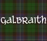 Galbraith Tartan