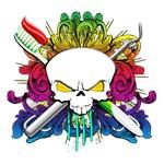 Dentist Pirate Skull