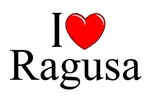 I Love (Heart) Ragusa, Italy