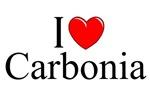 I Love (Heart) Carbonia, Italy