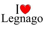 I Love (Heart) Legnago, Italy