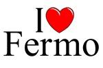 I Love (Heart) Fermo, Italy