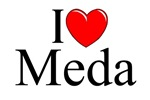 I Love (Heart) Meda, Italy