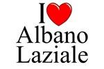 I Love (Heart) Albano Laziale, Italy