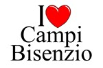 I Love (Heart) Campi Bisenzio, Italy
