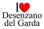 I Love (Heart) Desenzano del Garda, Italy