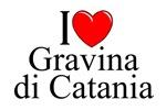 I Love (Heart) Gravina di Catania, Italy