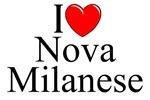 I Love (Heart) Nova Milanese, Italy