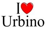 I Love (Heart) Urbino, Italy