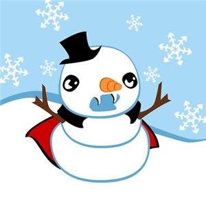 Vampire Snowman
