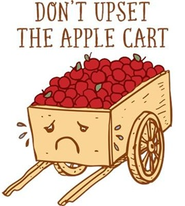 Don't Upset The Apple Cart