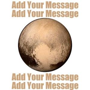 Personalized Pluto