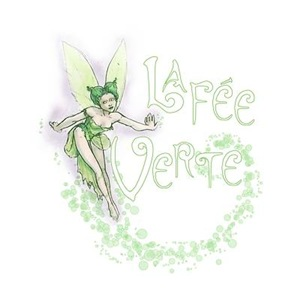 Absinthe Fairy Flitting