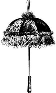 Victorian Parasol
