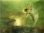 Green Spirit Of Night Fairy