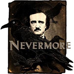 Poe Raven Nevermore