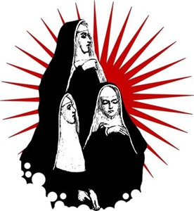 Nuns Graphic