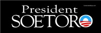 Copy of President Soetoro