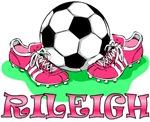 Rileigh Soccer (Pink)