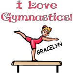 I Love Gymnastics (Gracelyn)