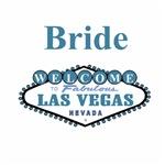 Vegas Blue Wedding