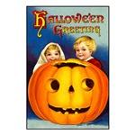 Victorian Halloween Children