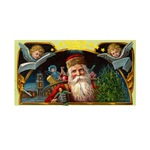 Santa with Angels