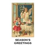 Holiday Angel - Season's Greetings
