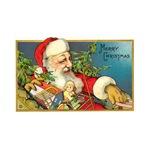 Christmas - Santa Delivering Toys