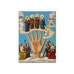 Mano Ponderosa - Hand of God