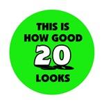 20th Birthday - Happy Birthday