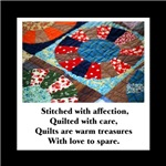 Quilts - Warm Treasures