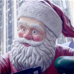 Christmas Holiday Parade Santa