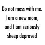Sheep depraved