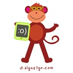 Geek Gifts - Techie Monkey