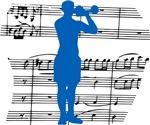 Drum Corps Trumpet