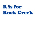 R is for Rock Creek